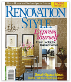 renovation style magazine, fall 2010, mudroom, storage, interior design, storage